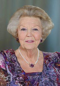 Beatrix Prinses jarig